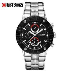 $11.99 (Buy here: https://alitems.com/g/1e8d114494ebda23ff8b16525dc3e8/?i=5&ulp=https%3A%2F%2Fwww.aliexpress.com%2Fitem%2FCurren-8006-Luxury-Brand-Imported-Quartz-Men-Wrist-Watches-Full-Steel-Business-Man-Watch-Sub-dial%2F32662771939.html ) Curren 8006 Luxury Brand Imported Quartz Men Wrist Watches Full Steel Business Man Watch Sub-dial Relogio Masculino Men Clocks for just $11.99