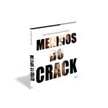 """Desenvolvi a arte deste documentário, - Meninos do crack - mais baseada na fonte, para não """"chocar"""" os compradores e ou usuários, assim, escolhi uma fonte bold e coloquei as imagens sutilmente, dentro das letras, foi uma solução que ficou de muito bom gosto."""