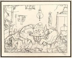 drawings of george grosz - Google Search