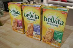 Breakfast biscuits belvita could be made at home. You could enjoy these biscuits with the taste just like belvita. Make sure that the dough is flattened in
