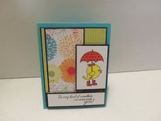 Crafting with Helena: I'm Here For You Card
