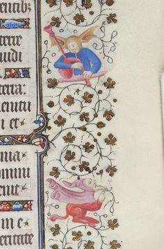 Book of Hours, MS M.919 fol. 83r - Images from Medieval and Renaissance Manuscripts - The Morgan Library & Museum