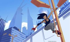 mirror's edge - Google Search