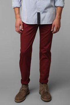 """Hawkings McGill Stretch Skinny Chino -- """"These are hands down the greatest pants I've ever had. I no longer wear jeans. Just these pants."""""""