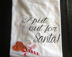 Christmas pajamas | Etsy Christmas Pajama Party, Christmas Pajamas, Funny Christmas Shirts, Christmas Humor, Handmade, Etsy, Hand Made, Handarbeit