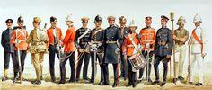 Royal Marines uniforms through the ages | Royal Navy