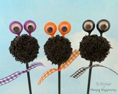 Googly Eyed Cake Pops! www.ThePartiologist.com