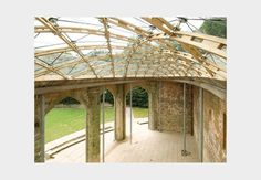 Gridshell glazes over the past | Technical | Building Design