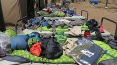 Gearing Up for Philmont | Backpacker's Blaze