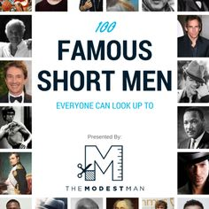 The Modest Man — Style Tips and Advice for Short(er) Men