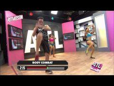 Trabaja cada parte de tu cuerpo con BODYCOMBAT en ATL #002 - YouTube