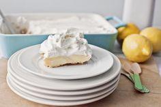 Lemon Icebox Cake » The Lovely Bits