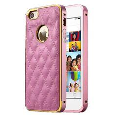 Hülle für iphone SE - G-i-Mall Rosa Ultra: Amazon.de: Elektronik