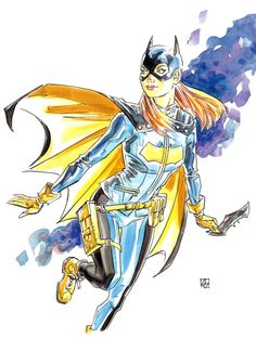 Batgirl - Dean Kotz