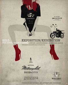 Vintage Racers: Lorenzo Eroticolor