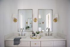 Reader Design Dilemma : Bathroom (Room For Tuesday) Interior Rugs, Interior Exterior, Interior Design, Bathroom Mixer Taps, Tiny Bath, Shower Fixtures, Etagere Bookcase, Small Bathroom, Bathrooms