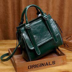 28a792ee US $24.14 56% OFF|LUYO Real Genuine Leather Handbags Luxury Brand Handbags  Women Bags Designer Female Crossbody Bags For Women Shoulder Bag Ladies-in  ...