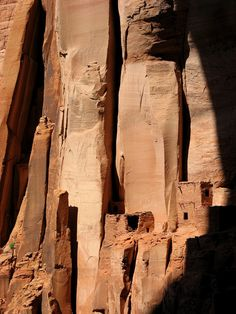 Cliff dwellings. Betatakin - Navajo National Monument, AZ