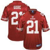 San Francisco 49ers New Nike Frank Gore Jersey all sizes