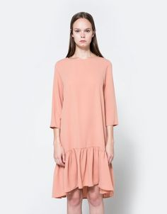 Nora Dropped Waist Dress