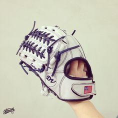 Build your custom glove at gloveworks.net and bring it home! #Baseball #CustomGlove #Customization #Softball