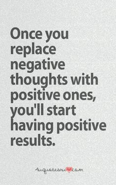 positive results.....