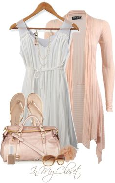 """Flirty and Fun"" by in-my-closet on Polyvore"