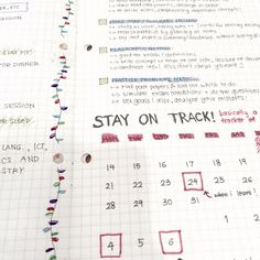 """studybuzz: """"15.12.15 [ 10:21 am ] i just got out of holiday classes and i'm starting the day with my bullet journal! """""""