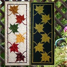 Download Dancing Maples PDF Quilt Pattern Sewing Pattern | Holidays Downloadable Sewing Patterns | YouCanMakeThis.com