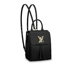c9b99425754e Lockme Backpack Mini Lockme in Women s Handbags collections by Louis Vuitton