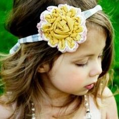 You'll have so much fun making hair accessories when you see how easy they are to make. There are a lot of web pages about how to make hair accessories,...