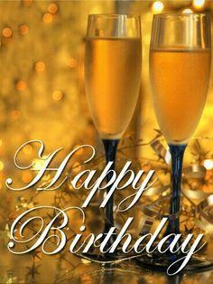 Brindisi di compleanno!