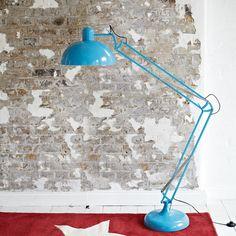 Unique color for desk lamp.