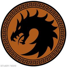 Battle School logos from Ender's Game