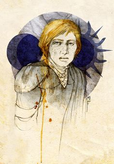 "Brienne of Tarth by elia-illustration on deviantART. ""'A daughter.' Brienne's eyes filled with tears. 'He deserves that. A daughter who could sing to him and grace his hall and bear him grandsons. He deserves a son too, a strong and gallant son to bring honor to his name. Galladon drowned when I was four and he was eight, though, and Alysanne and Arianne died still in the cradle. I am the only child the gods let him keep. The freakish one, not fit to be a son or daughter.'"""