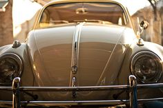 A beauty...1961 vw bug by flickr Hyde, via Flickr