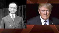 Calvin Coolidge Haunts Tribulation Trump