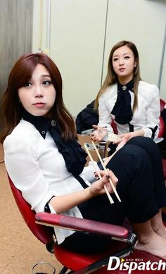 Eunji, Bomi!