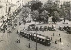 Old Lebanon Beirut in the late 30's