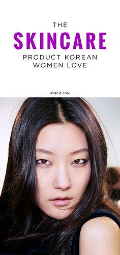 The secret product every Korean woman uses   Korean Skincare   Korean Makeup   Monolid Makeup   Asian Makeup