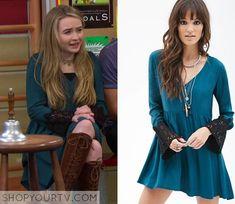 Girl Meets World: Season 2 Episode 19 Maya's Blue Lace Dress