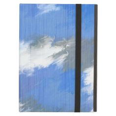 Abstract Clouds iPad Air Covers