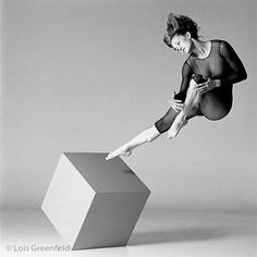 Dreaming of Broncolor strobes which stop the action at 1/4000 of a second, a Hasselblad camera and the Leaf Aptus 75 digital back. *Lois Greenfield*