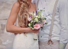 Rustikales Hochzeitsvergnügen in Königsbronn von Irene Langemann