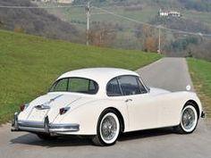 1959 Jaguar XK150 3.8 Fixed Head Coupé
