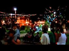 Nochebuena en Plaza Colon, Cochabamba, Bolivia - Missioner Joel's Blog #holiday #Christmas