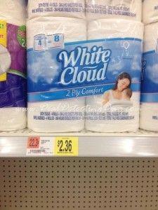 BOGO White Cloud Bath Tissue Coupon + Walmart Deal