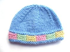 Instant download PATTERN Knit PREEMIE Hat by thewhitedaisydesigns, $3.50