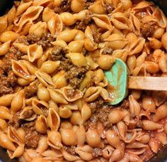 Sloppy Pasta is so good - you have make this tonight! I am!!