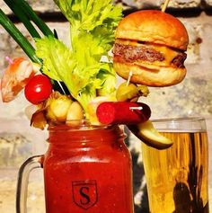 Best Places to Get a Bloody Mary in Wisconsin